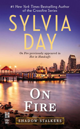 On Fire by Sylvia Day