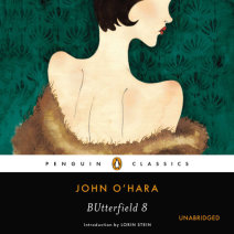 BUtterfield 8 Cover
