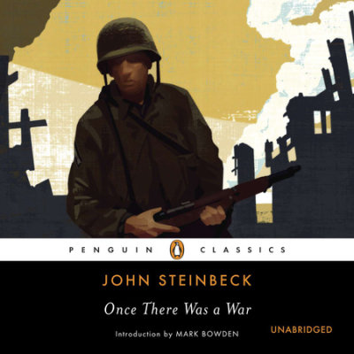 Once There Was a War cover