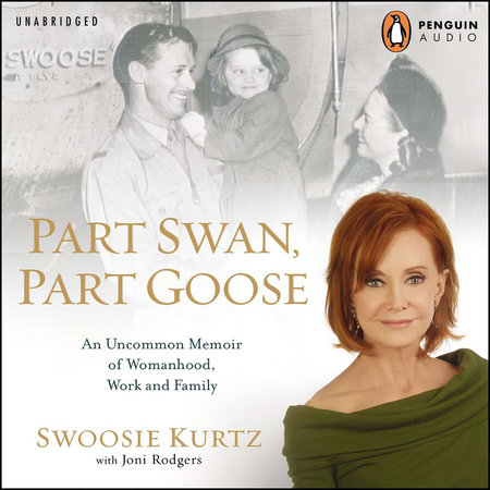 Part Swan, Part Goose Book Cover Picture