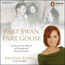 Part Swan, Part Goose Cover