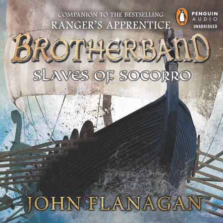 Slaves of Socorro by John A. Flanagan