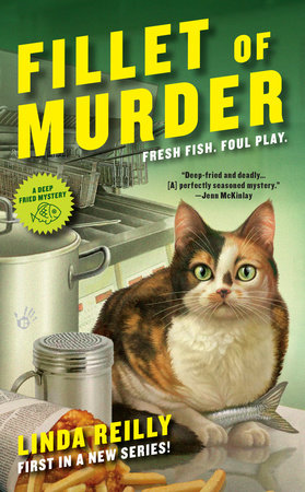 Fillet of Murder by Linda Reilly