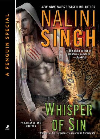 Whisper of Sin by Nalini Singh