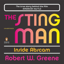 The Sting Man Cover