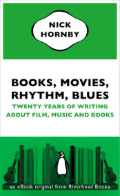 Books, Movies, Rhythm, Blues