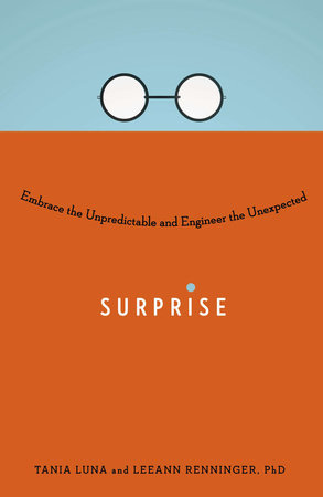 Surprise by Tania Luna and LeeAnn Renninger, PhD