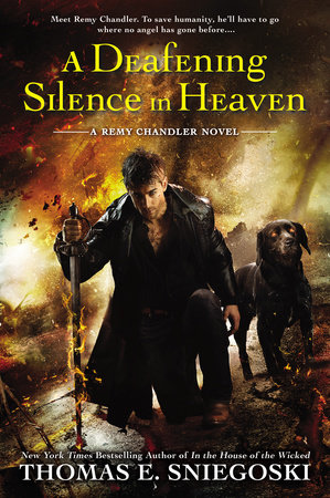 A Deafening Silence In Heaven by Thomas E. Sniegoski