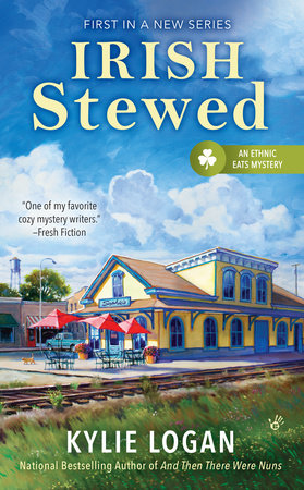 Irish Stewed by Kylie Logan