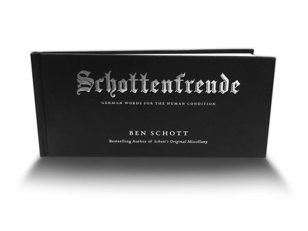 Schottenfreude by Ben Schott
