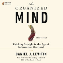 The Organized Mind Cover