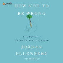 How Not to Be Wrong Cover