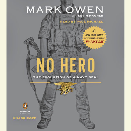 No Hero by Mark Owen and Kevin Maurer