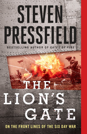 The Lion's Gate by Steven Pressfield