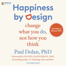 Happiness by Design Cover