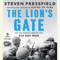 The Lion's Gate Cover