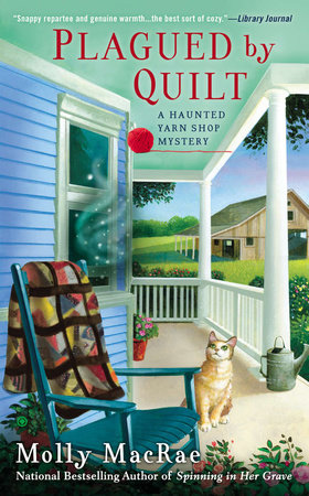 Plagued By Quilt by Molly MacRae