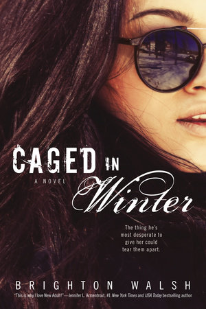 Caged in Winter by Brighton Walsh