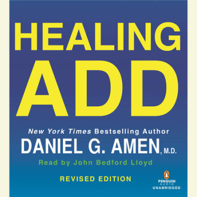 Healing ADD Revised Edition cover