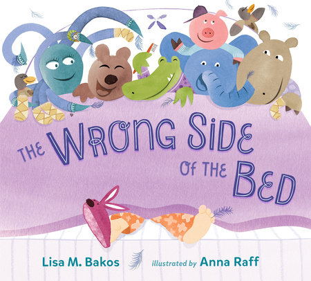 The Wrong Side of the Bed by Lisa Bakos