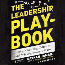 The Leadership Playbook Cover