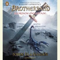 Scorpion Mountain Cover