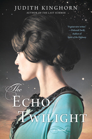 The Echo of Twilight by Judith Kinghorn