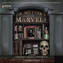 Dr. Mutter's Marvels Cover