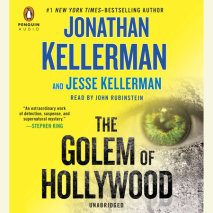 The Golem of Hollywood Cover