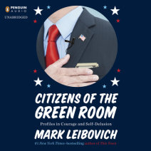 Citizens of the Green Room Cover