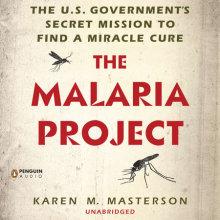 The Malaria Project Cover
