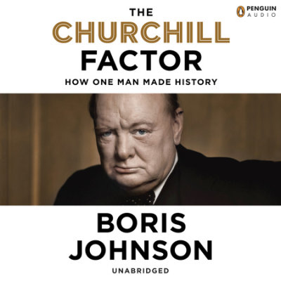 The Churchill Factor cover