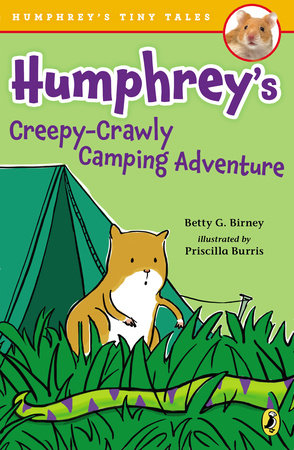 Humphrey's Creepy-Crawly Camping Adventure by Betty G. Birney
