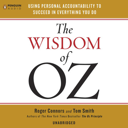 The wisdom of oz by roger connors tom smith penguinrandomhouse the wisdom of oz by roger connors and tom smith fandeluxe Images