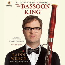 The Bassoon King Cover