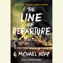 The Line of Departure Cover