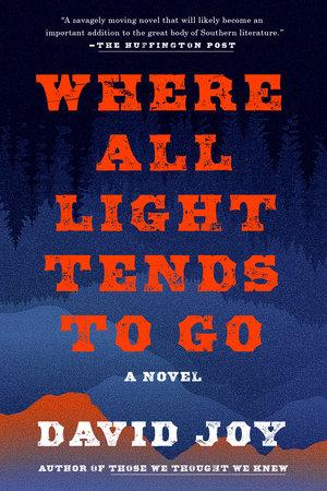 Where All Light Tends to Go by David Joy