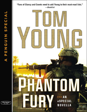Phantom Fury by Tom Young