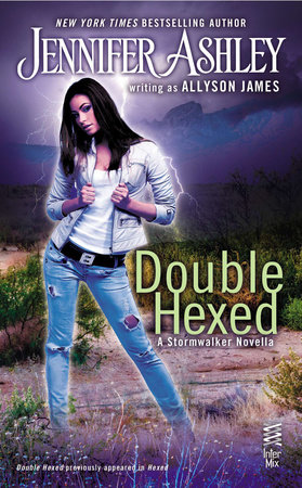 Double Hexed by Allyson James and Jennifer Ashley
