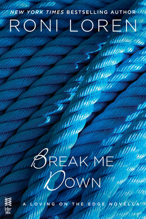 Break Me Down Book Cover Picture