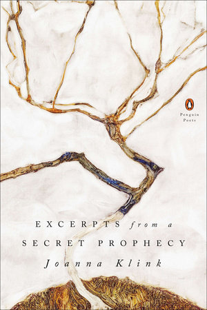 Excerpts from a Secret Prophecy by Joanna Klink