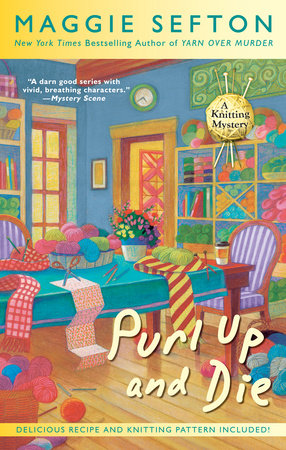 Purl Up and Die by Maggie Sefton