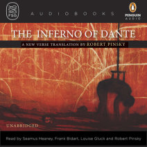 The Inferno of Dante Cover
