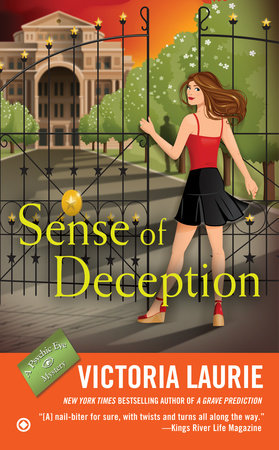 Sense of Deception by Victoria Laurie