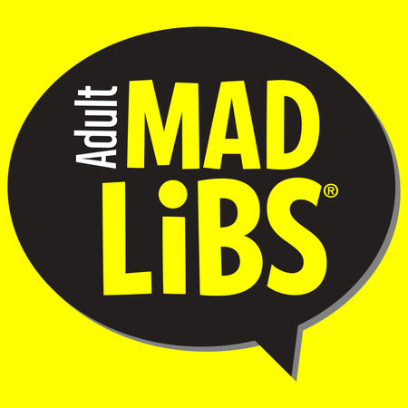 Adult Mad Libs by Price Stern Sloan