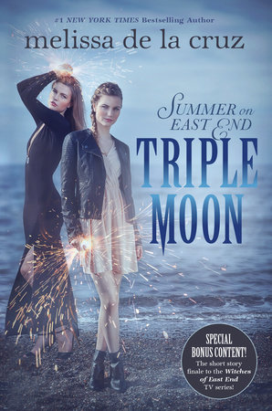 Triple Moon By Melissa De La Cruz 9780698188280 Penguinrandomhouse Com Books