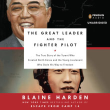 The Great Leader and the Fighter Pilot Cover