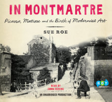 In Montmartre Cover