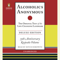 Alcoholics Anonymous Deluxe Edition Cover
