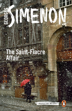 The Saint-Fiacre Affair by Georges Simenon
